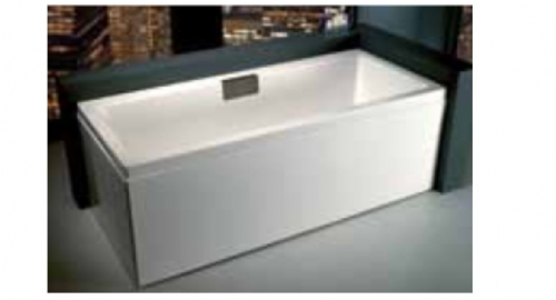 Carron Celsius 1700 x 750mm Single Ended Bath, Optional Panels
